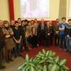 Il sindaco di Torino Piero Fassino riceve e premia l'ITIS Avogadro vincitore progetto Zero Robotics