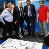 Galleria fotografica: Il Ministro Profumo e la robotica didattica al Salone del libro di Torino