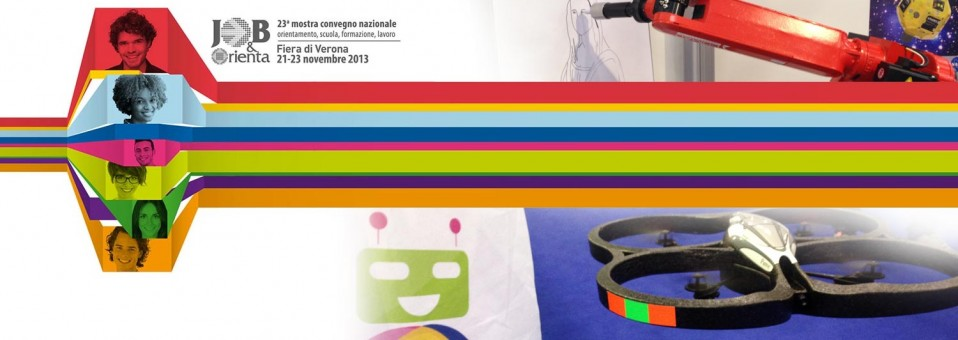 Job&Orienta 2013 – un successo per la rete